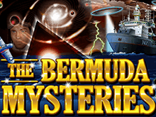 На сайте игрового портала азартная игра The Bermuda Mysteries